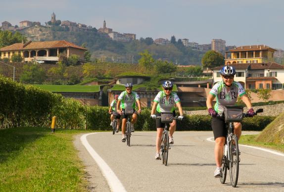 baby boomer cycling