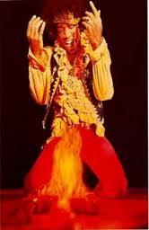 Jimi Hendrix fashon