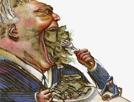baby boomer greed