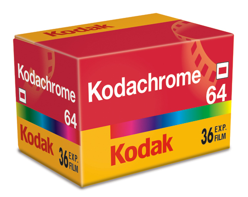 Kodachrome film