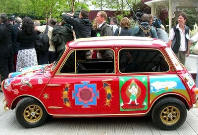 beatles cars